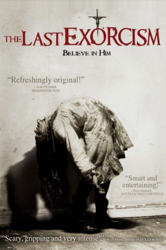The Last Exorcism Cover