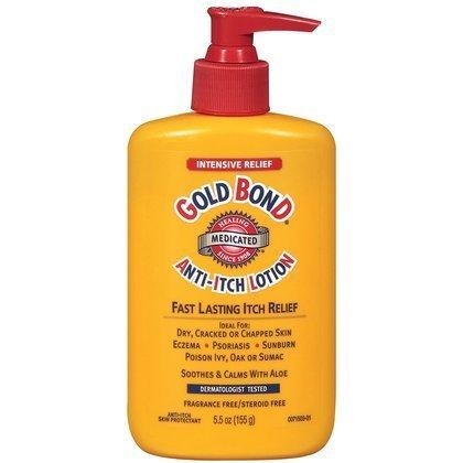 Gold Bond Gold Bond Medicated Anti Itch Lotion 5.5oz