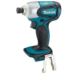 Factory-Reconditioned Makita BTD141Z-R 18V Cordless LXT Lithium-Ion 1/4-in Impact Driver (Bare Tool)