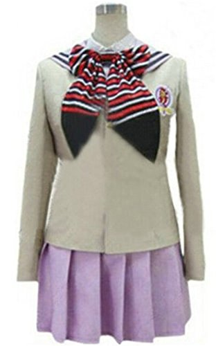 Fashion-Mart Donacosplay Ao No Exorcist Blue Exorcist Kamiki Izumo Cosplay Costume