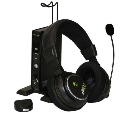 Turtle Beach Ear Force Xp500 Programmable Wireless Headset For Xbox 360 - Manufacturer Refurbished