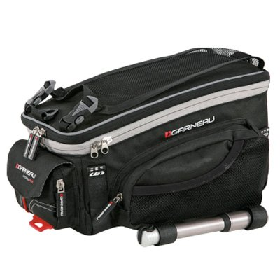 Louis Garneau 2014/15 Profile R-16 Rear Bicycle Trunk Bag - 1493815