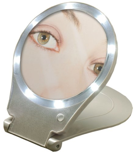 Travel Mirror Lighted front-1041863