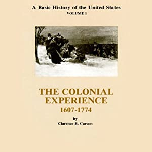 A Basic History of the United States, Vol. 1 Audiobook