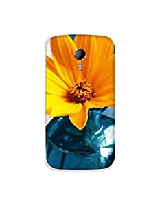 Micromax A117 ht003 (23) Mobile Case from Leader