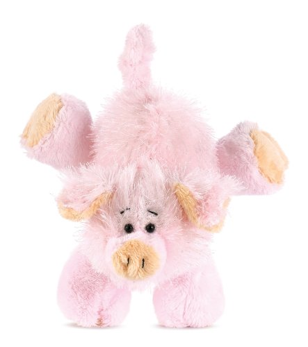Webkinz Collectible Lil'Kinz Mini Plush Stuffed Animals Pig