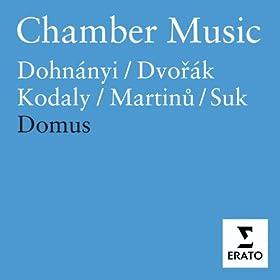 Piano Quartet in A minor Op. 1: III. Allegro con fuoco