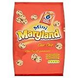 Maryland Mini Choc Chip Cookies 6 Pack 150g