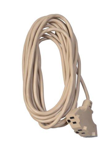 Woods 389 14/3 25-Foot Outdoor SJTW Extension Cord (Beige)