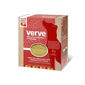 Honest Kitchen Verve, Dehydrated Raw Dog Food w/ Beef, 10lb by The Honest Kitchen
