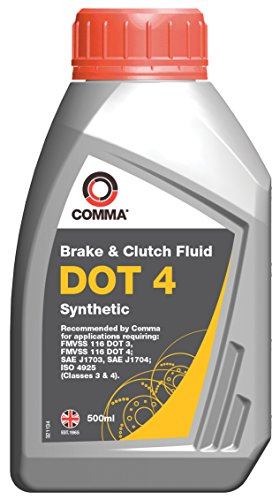 comma-bf4500m-500ml-dot-4-synthetic-brake-fluid