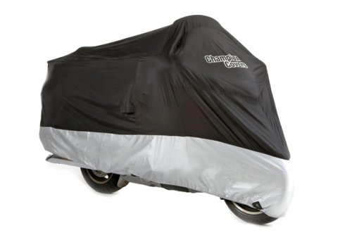 Harley Davidson Street Glide Motorcycle Covers w/ Lock & Cable