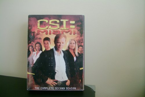 CSI: MIAMI - The Complete Second Season