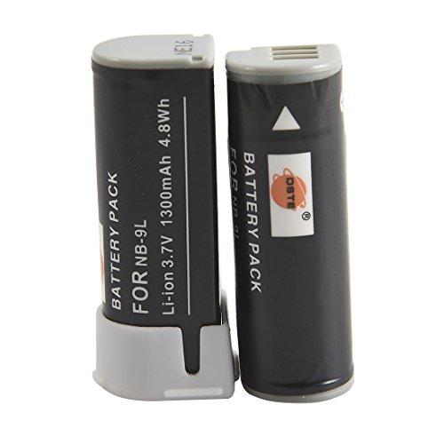 dste-2-pacco-ricambio-batteria-per-canon-nb-9l-powershot-elph-510-520-530-hs-powershot-n-n2-powersho