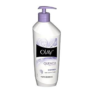Olay Body Quench Body Lotion, Deep Moisture 11.8 fl oz (350 ml) (Körperlotion)