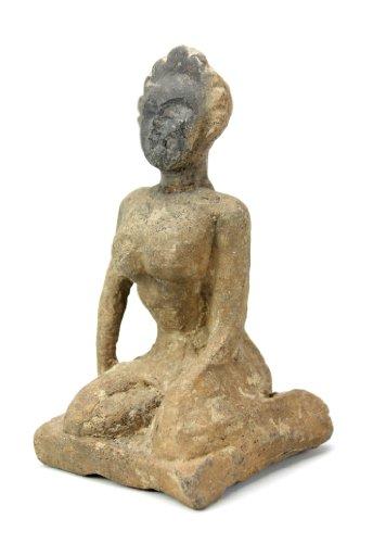 lanna-antiguo-propiciatorio-estatuilla-tailandia-circa-siglo-15