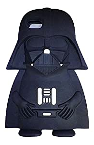 """iphone 6 Plus case, Star Wars Case,Mingfung 3D Darth Vader Collector soft silicone cover case for iPhone 6 Plus(5.5""""inch)"""