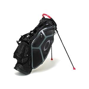 Oakley Fairway Golf Carry Bag, Black by Oakley