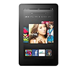 Kindle Fire タブレット