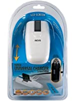 Inov8 chargeur universel de batteries d'appareil photo, piles AA/AAA, port USB