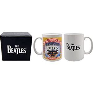 Beatles Magical Mystery Tour Boxed Mug