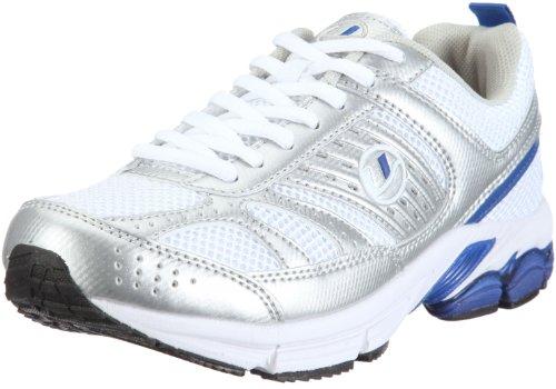 Ultrasport Sport und Laufschuh Modell 1,10064, Unisex - Erwachsene Sportschuhe - Outdoor, Blau (White/silver/blue 160), EU 43