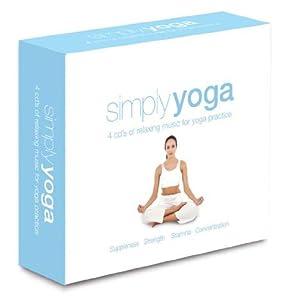 Simply Yoga (Coffret 4 CD)