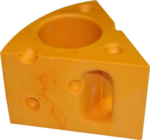 Triangle Cheesehead Can Cozy (Packer Cheese Heads compare prices)