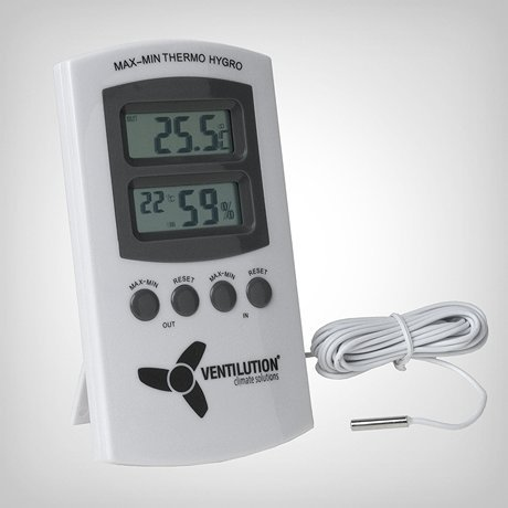 Digitales Hygro-Thermometer mit