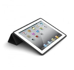 Speck Products SPK-A0324 PixelSkin HD Rubberized Wrap Case for iPad 2 (Black)