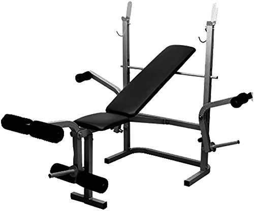 Active fitness multipurpose in weight lifting bench