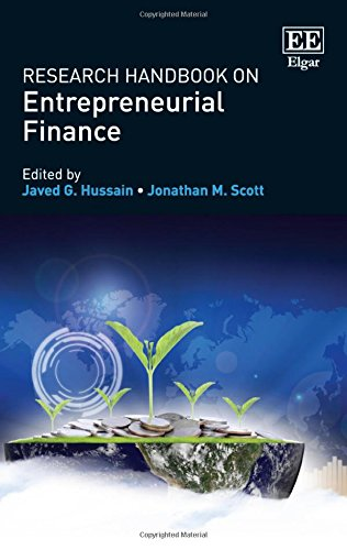 a study on entrepreneurial finance The final grade is the weighted average of cases (60%), the final 3 hour individual home exam (25%), and class participation (15%) the grade for each of these three elements will be published on studentweb.