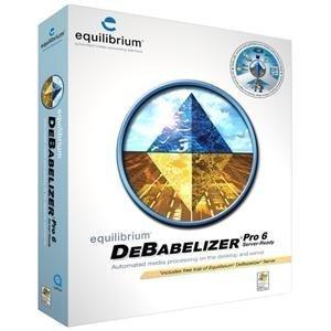 equilibrium DeBabelizer Pro 6.0 - 1 User