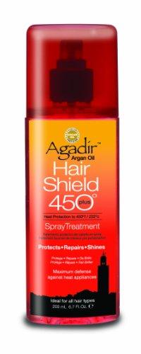 Agadir Argan Oil Hair Shield for Unisex Treatment, 6.7 Ounce (Argan Oil Heat Protection compare prices)