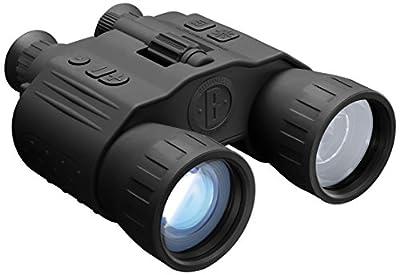 Bushnell 260501 Equinox Series 6L Night Vision Z Digital Binocular Box, 4 X 50, Black from Bushnell :: Night Vision :: Night Vision Online :: Infrared Night Vision :: Night Vision Goggles :: Night Vision Scope