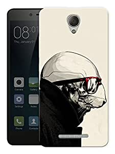 "Humor Gang Modern Guy Printed Designer Mobile Back Cover For ""Xiaomi Redmi 3S"" (3D, Matte Finish, Premium Quality, Protective Snap On Slim Hard Phone Case, Multi Color)"