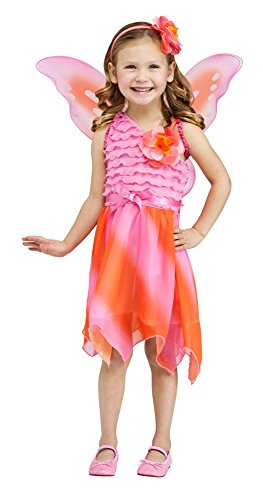 Fun World Costumes Baby Girl's Firefly Fairy Toddler Costume