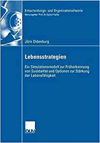 Amazon.com: Lebensstrategien: Ein Simulationsmodell zur
