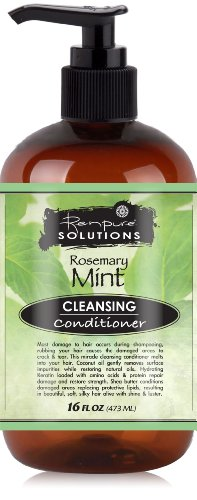 Renpure Solutions  Cleansing Conditioner, Rosemary Mint, 16 Fluid Ounce (Wen Cleansing Conditioner 16 compare prices)