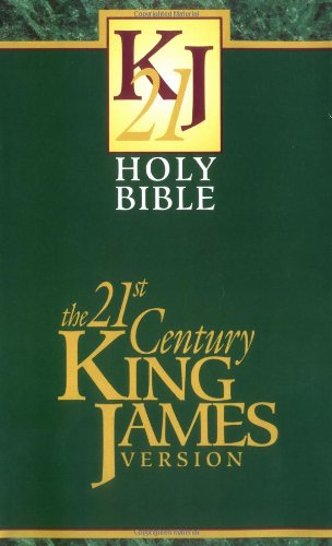 Holy Bible: 21st Century King James Version (KJ21), by William D. Prindle