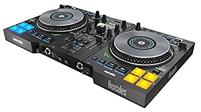 Hercules DJ 4769250 DJControl Jogvision by Hercules