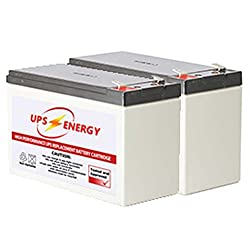 APC BR900 Replacement Battery Kit - UPS Energy - (APC RBC32 Compatible)