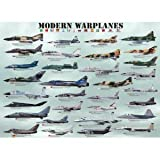 Modern Warplanes 1000 Piece Puzzle