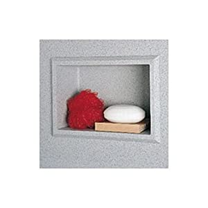 Recessed Shower Accessory Shelf Finish: Baby's Breath