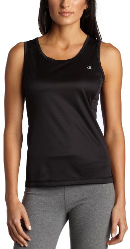 Champion Women's Training Tank,Black,Small
