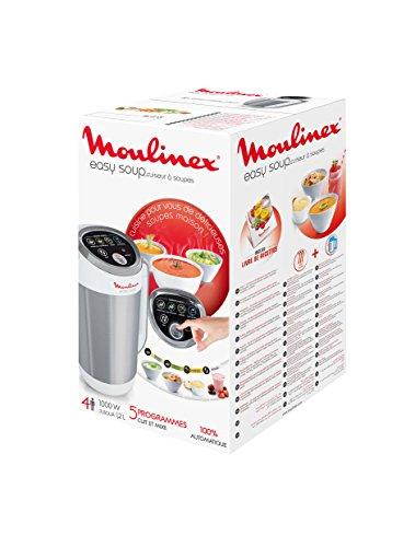 Moulinex lm841110 easy soup blender chauffant 23 x 16 x 33 cm les petites annonces gratuites - Moulinex easy soup mode d emploi ...