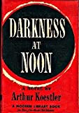 Image of Darkness at Noon (Modern Library, 74.3)