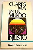 img - for Cuaresma en un mundo injusto book / textbook / text book