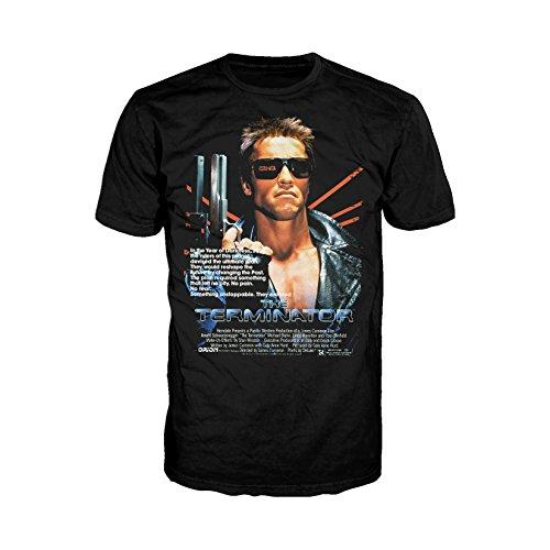 Terminator Movie Poster Official Men's