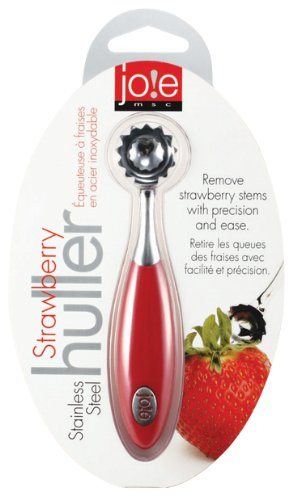 Joie Stainless Steel Strawberry Huller (Tomato Stem Huller Stainless compare prices)